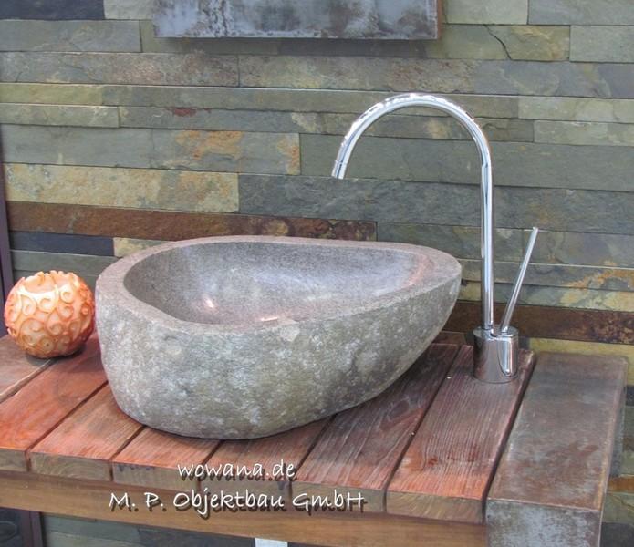 waschbecken naturstein wie granit oder marmor holen sie. Black Bedroom Furniture Sets. Home Design Ideas