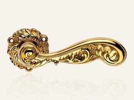 Vintage Rococo gold