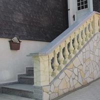Mass Anfertigung Granit Treppe Boden