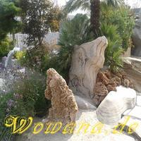 Gartengestaltung Naturstein Stilgarten