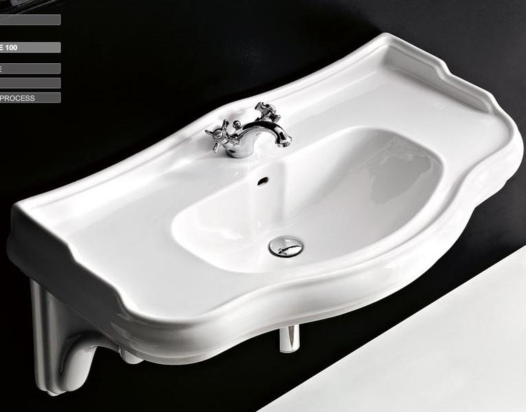 badkeramik im retro styl setzen zeitlose akzente in ihrem bad oder wellnessbereich. Black Bedroom Furniture Sets. Home Design Ideas