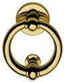 Türklopfer Ring Gold