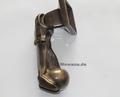 Türklopfer Hand Bronze